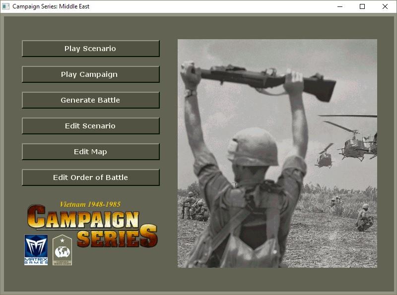 Campaign Series Vietnam