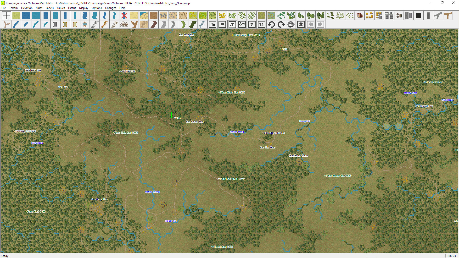 CS: VIETNAM BETA – MAP EDITOR