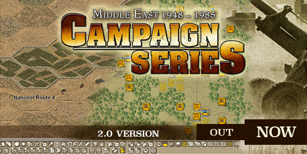 Campaign Series Middle East Out Now