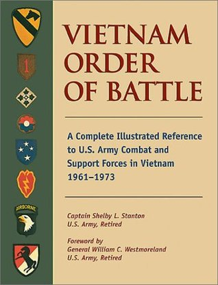 Campaign Series Vietnam US Order of Battle