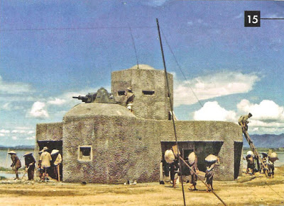 Blockhouse on De Lattre Line