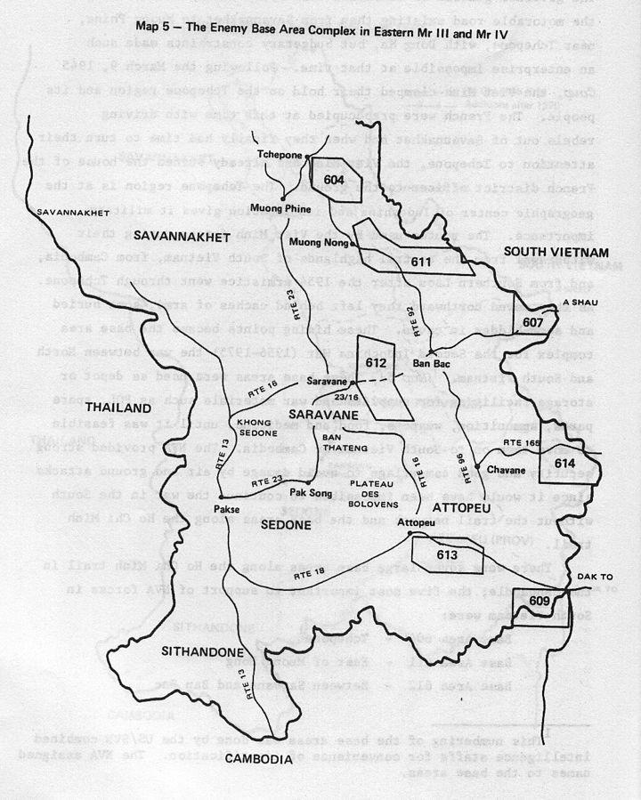 Base Areas on Truong Son