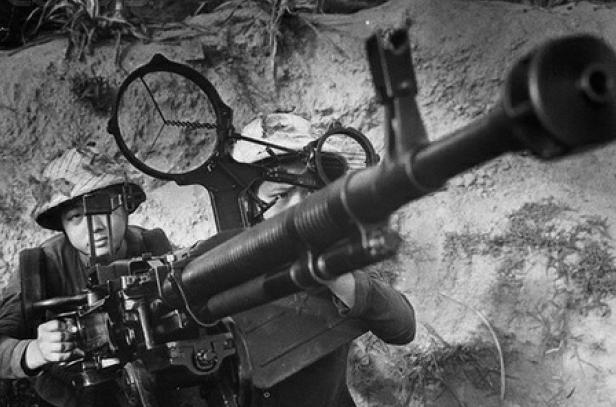 DShK 12.7 mm AA Gun