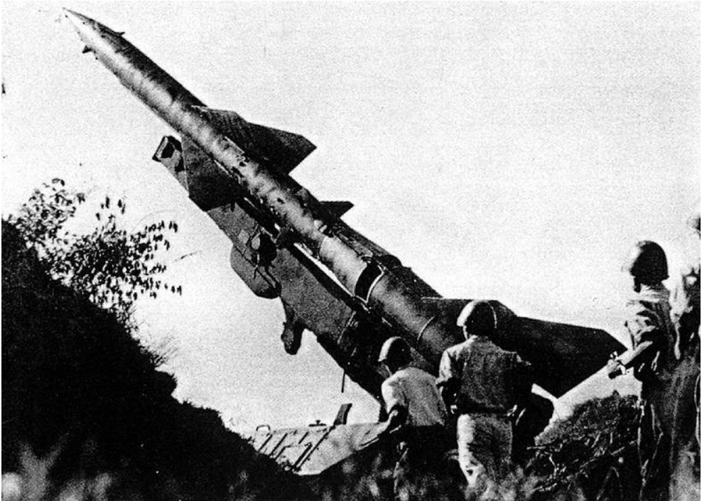 SA-2 SAM Launcher