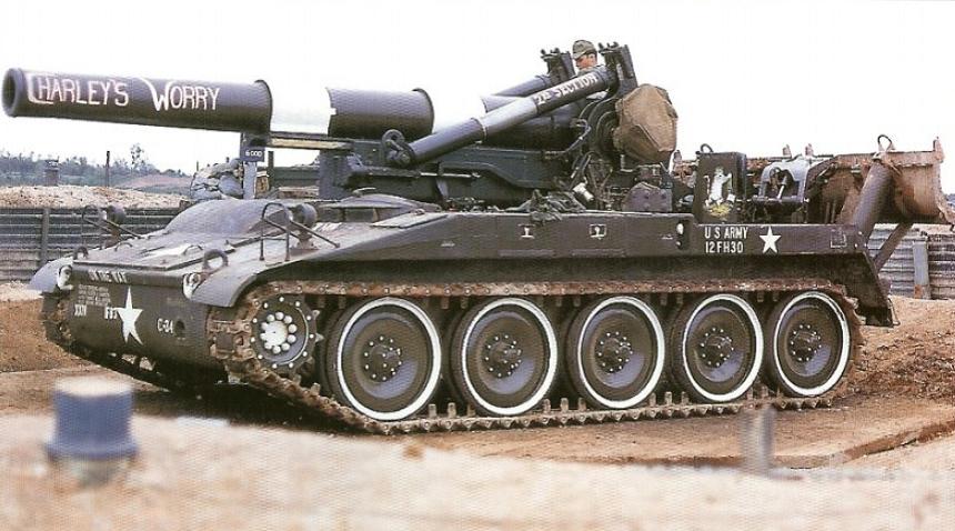 M110-8in.-Howitzer-SP
