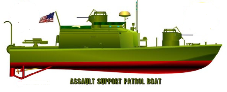 Assault Support Patrol Boat