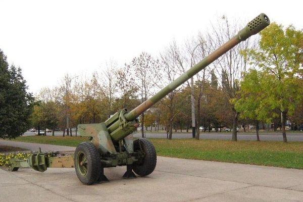 M1954 (M-46) 130mm Gun