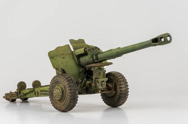 M1955 (D-20) 152mm Gun-howitzer