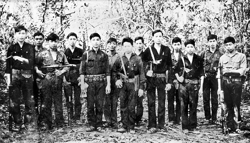 Viet Cong Soldiers of the D-445 Battalion