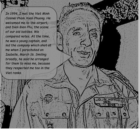 """General Marcel Bigeard - """"Bruno"""""""