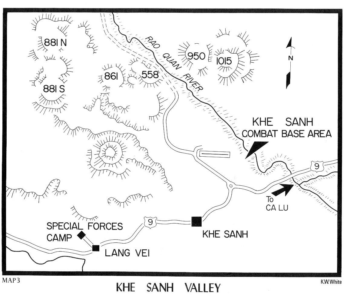 Khe Sahn Valley