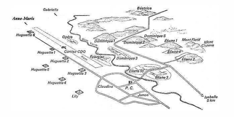 DBP Map