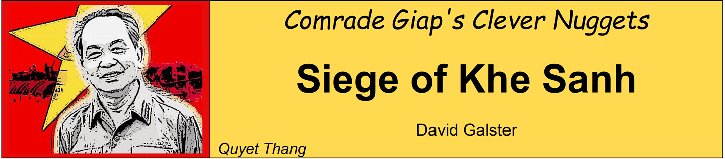 Campaign Series Vietnam | Comrade Giap's Clever Nuggets