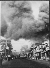 Black Smoke over Saigon