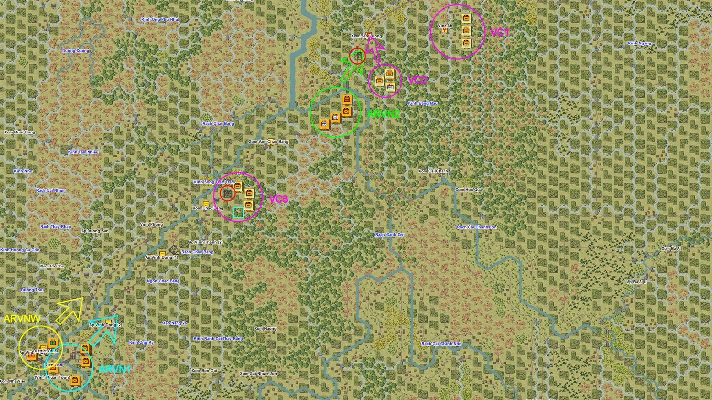 Campaign Series Vietnam | AI vs. AI Playtest