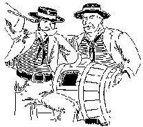 Scuttlebug Caricature