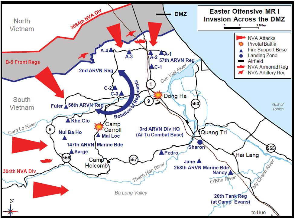 Easter Offensive 1972