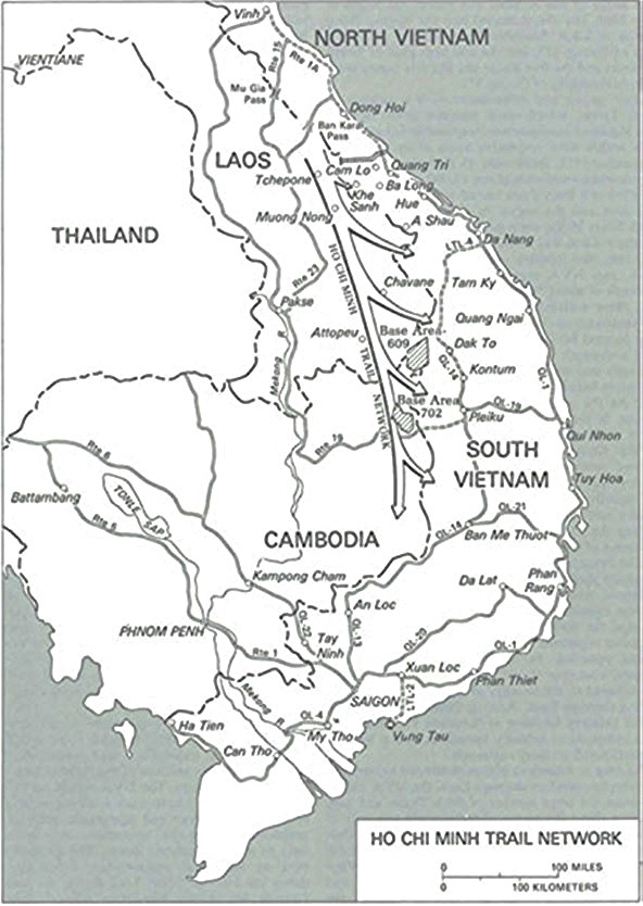 Ho-Chi-Minh-Trail-Network