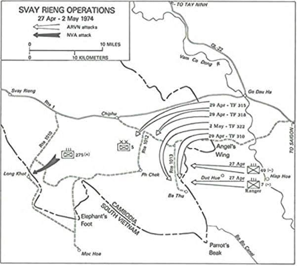 Svay Rieng Operation