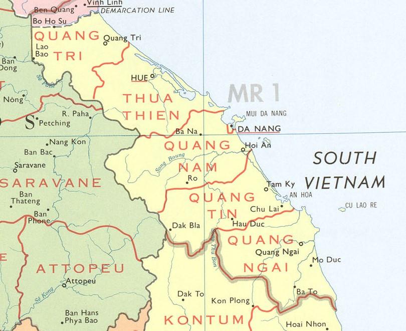 MR I Map