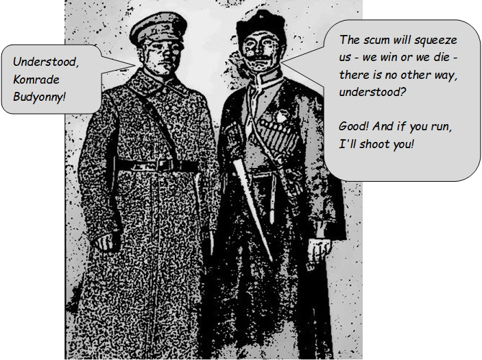 Campaign Series East Front III | Marshall Budyonny's Dacha