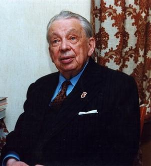 Victor Sukolov in old age