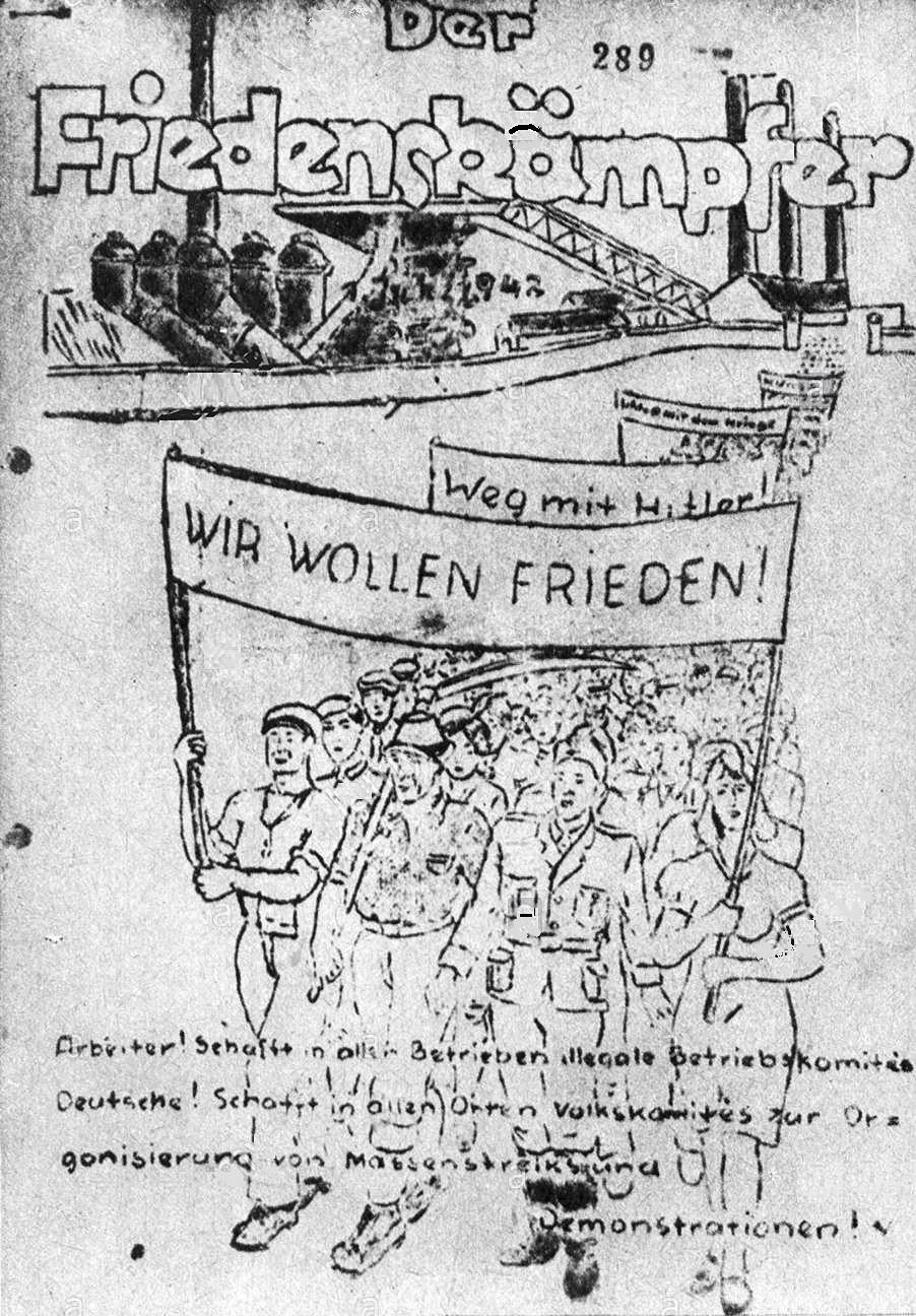 Cover of Der Friedenskämpfer
