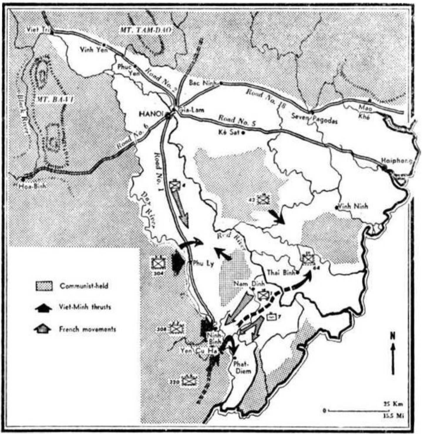 Operations Map