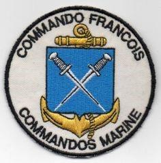 Commando Francois Insignia