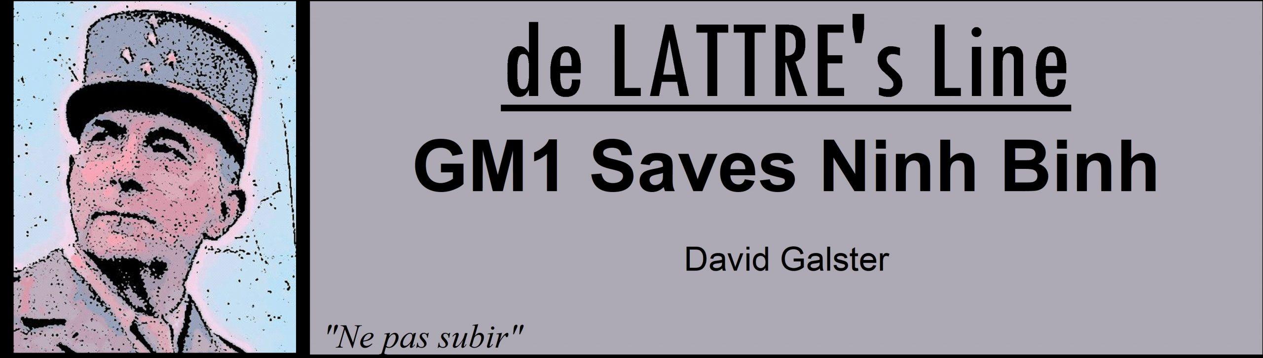 Campaign Series Vietnam | de Lattre's Line