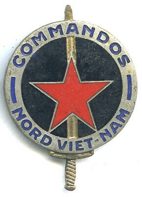 Insignia, COMMANDOS NORD-VIETNAM